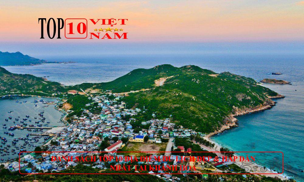 địa điểm du lịch đảo bình ba
