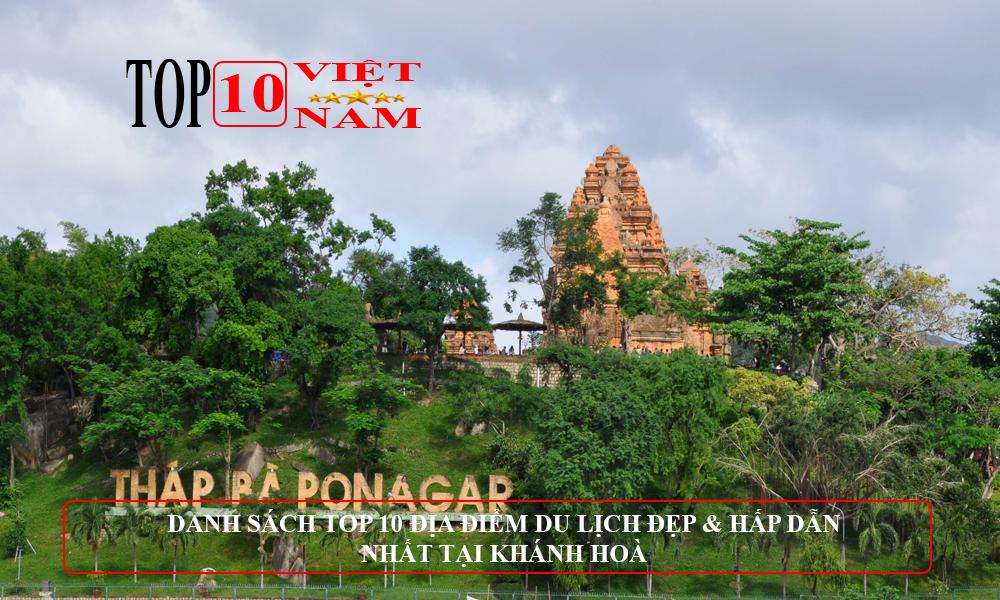Địa điểm du lịch Tháp Bà Ponagar