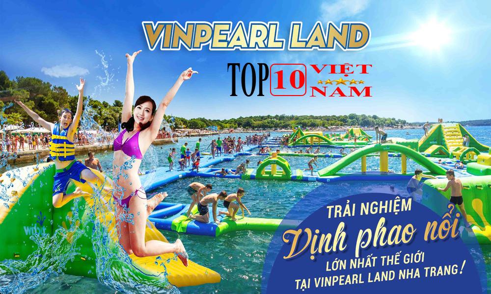địa điểm du lịch Vinprarl Land Nha Trang
