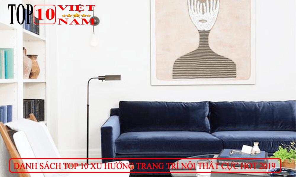 trang trí nội thất ghế sofa