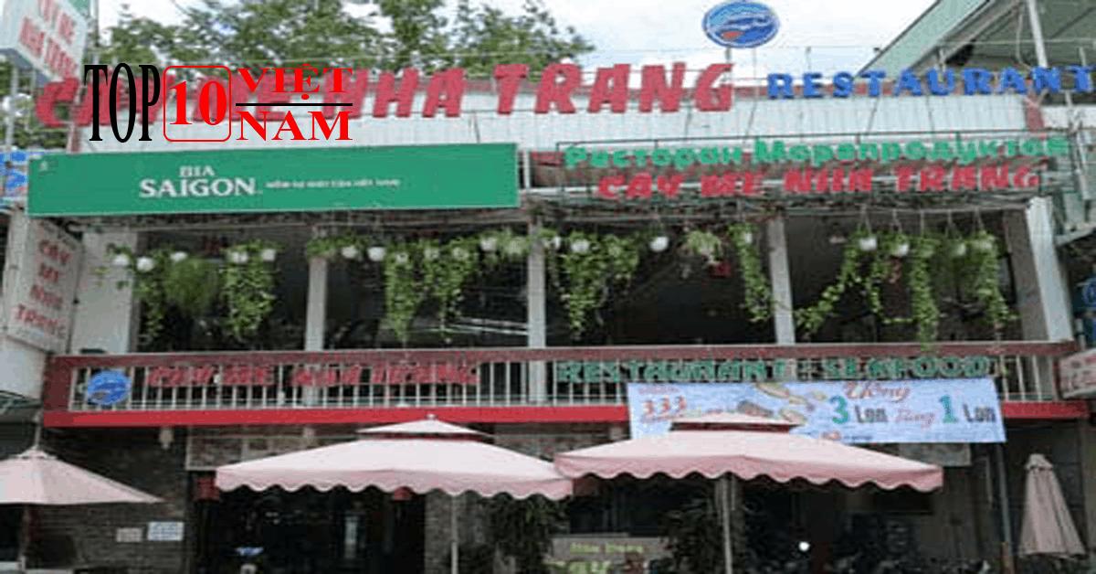Nhà Hàng Hải Sản Cây Me Nha Trang
