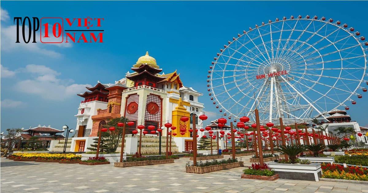 Asia Park Địa Điểm Du Lịch Hấp Dẫn Tại Đà Nẵng