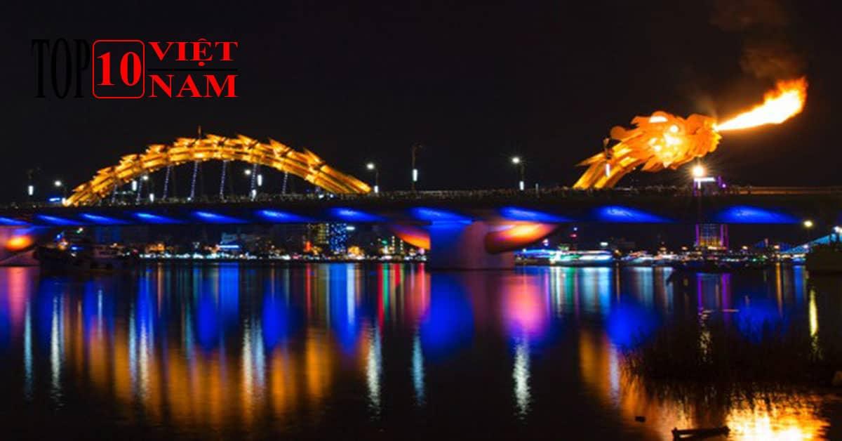 Cầu Rồng Địa Điểm Du Lịch Hấp Dẫn Tại Đà Nẵng