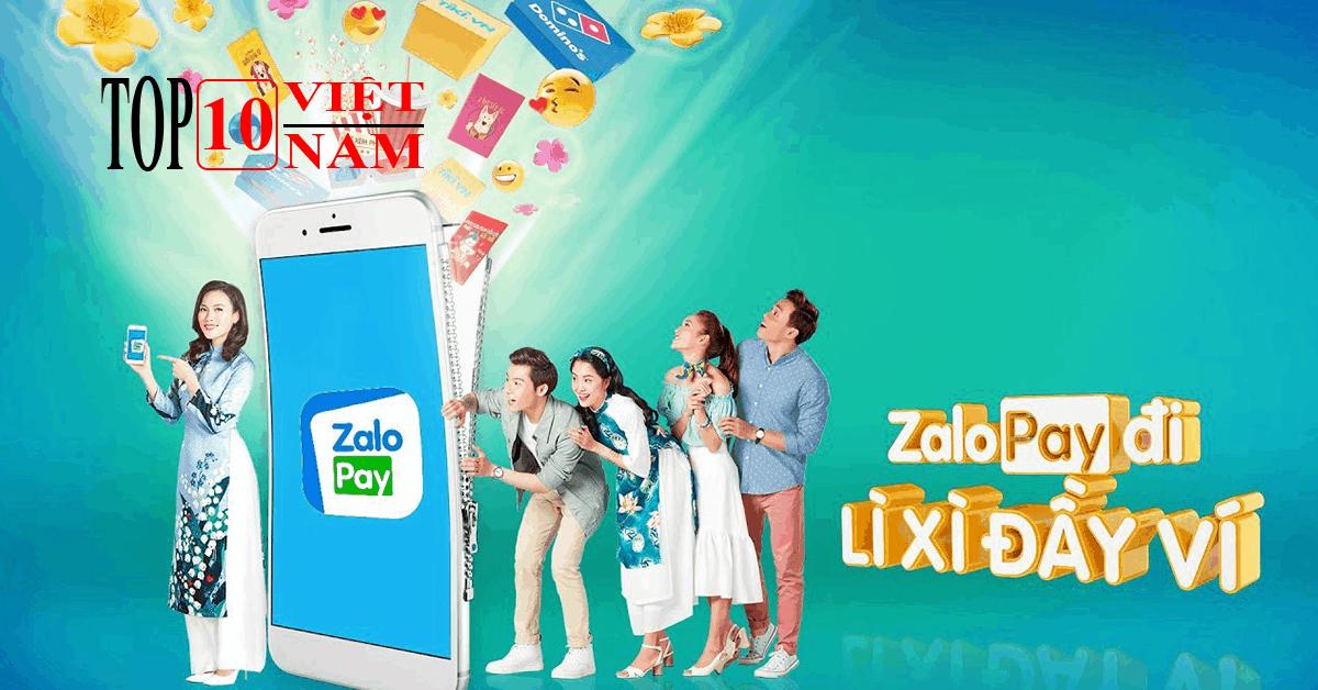 Ứng Dụng Thanh Toán Trực Tuyến ZaloPay