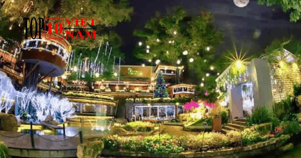Quán Cà Phê Du Miên Garden Đẹp ỞSài Gòn
