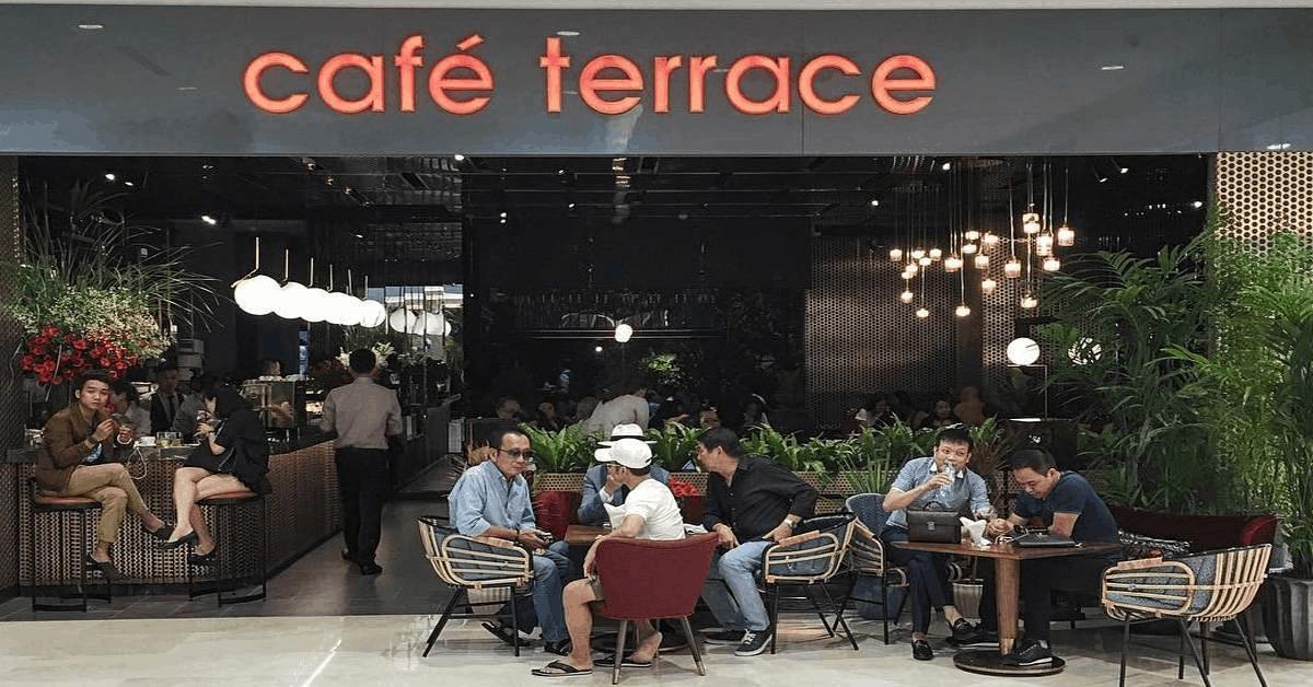 Terrace CafeSài Gòn