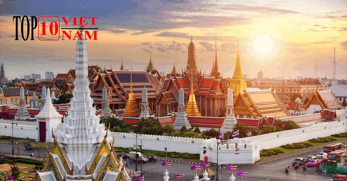 Bangkok, Thái Lan - Địa Điểm Du Lịch Châu Á Lý Tưởng