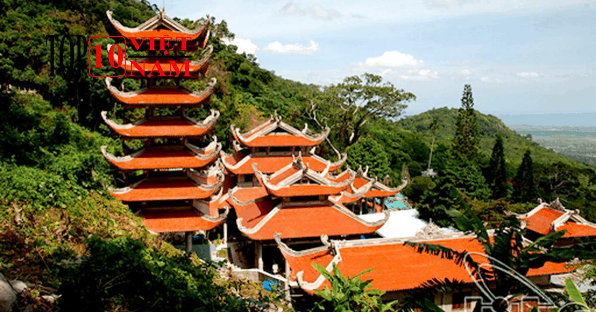 Chùa Núi Tà Cú Cảnh Đẹp Bình Thuận