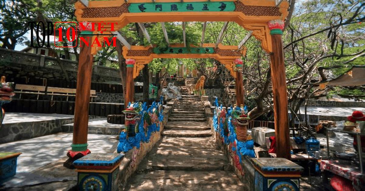 Cổ Thạch Tự Cảnh Đẹp Bình Thuận