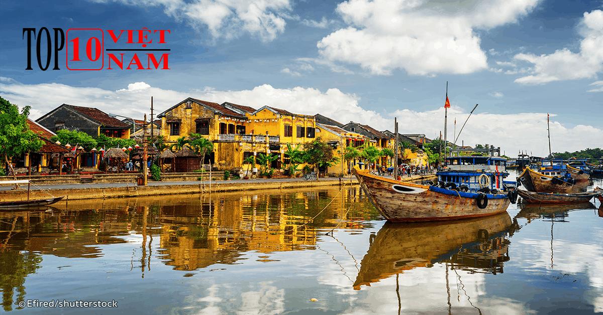 Hội An, Việt Nam - Địa Điểm Du Lịch Châu Á Lý Tưởng