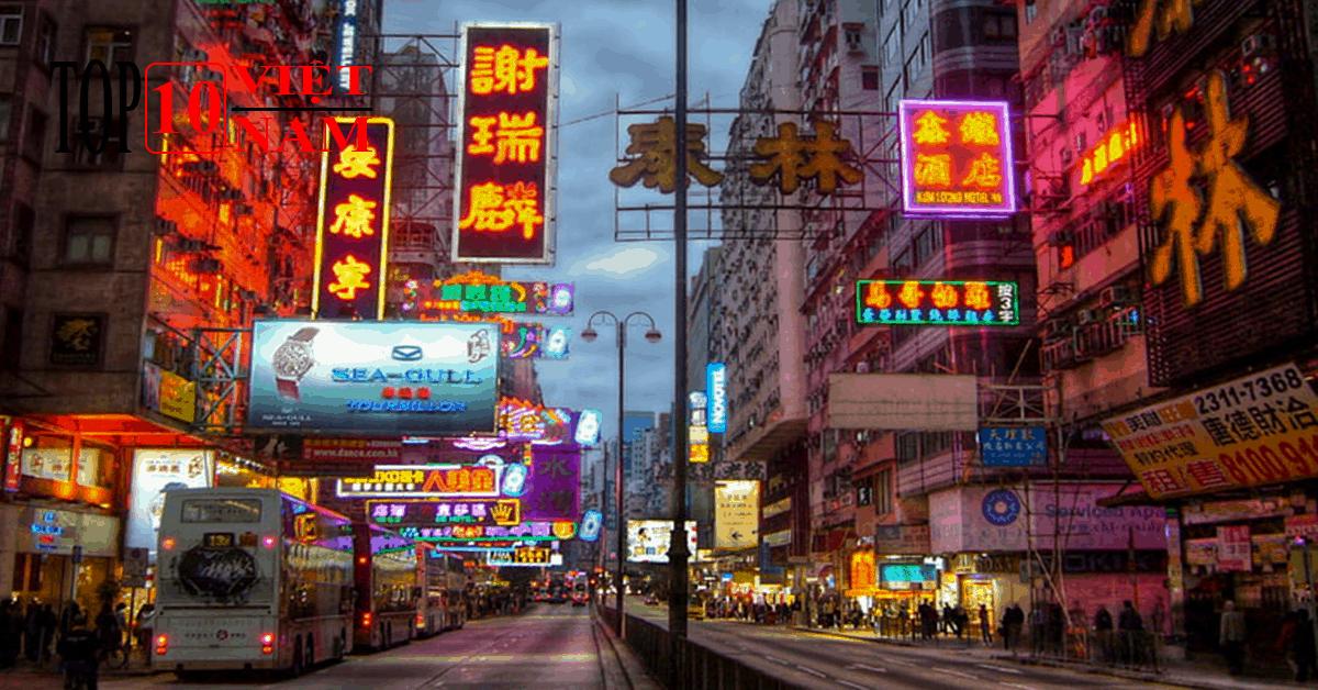 Hồng Kong - Địa Điểm Du Lịch Châu Á Lý Tưởng