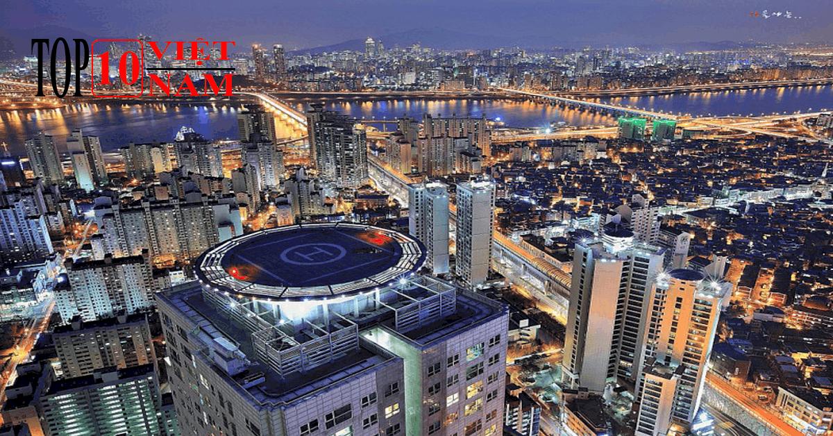 Seoul, Hàn Quốc - Địa Điểm Du Lịch Châu Á Lý Tưởng