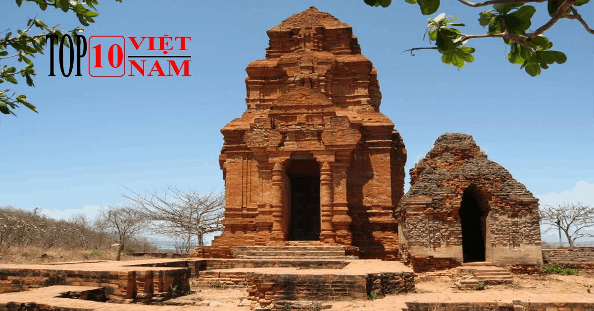 Tháp Chàm Poshanư Cảnh Đẹp Bình Thuận