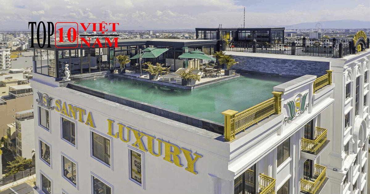 Khách Sạn Luxury Đà Nẵng- Khách Sạn 4 Sao