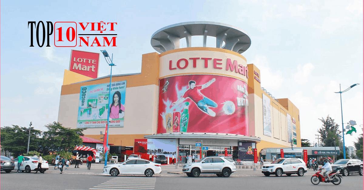 Trung Tâm Thương Mại Lotte Mart Nha Trang