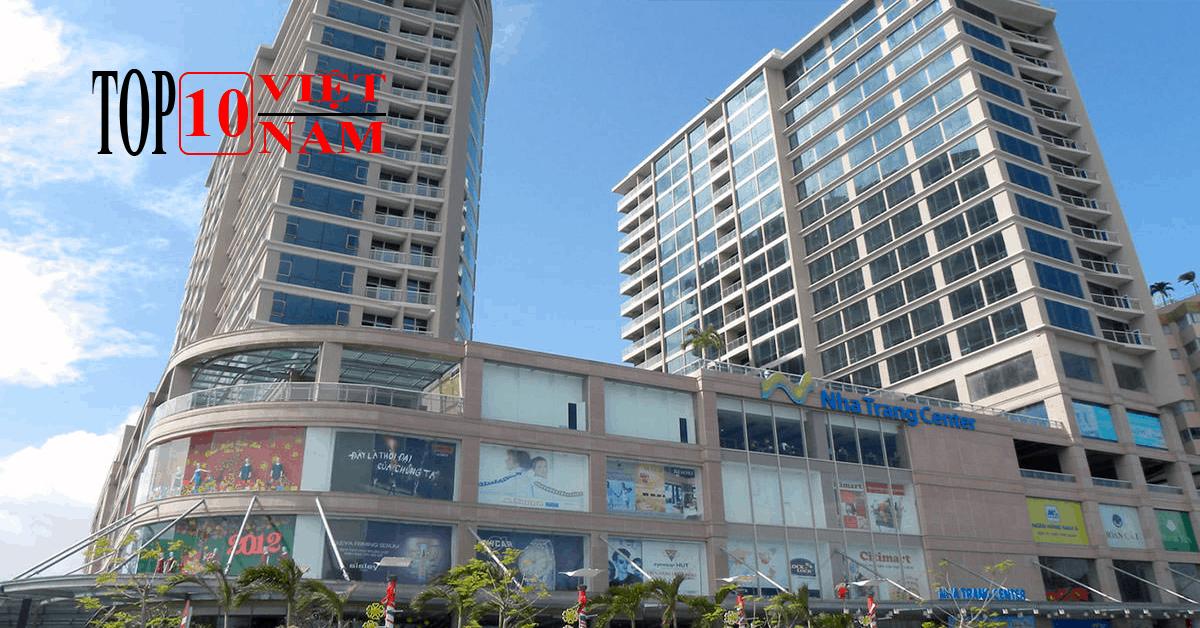Nha Trang Center –Trung Tâm Mua Sắm Lớn Nhất Nha Trang
