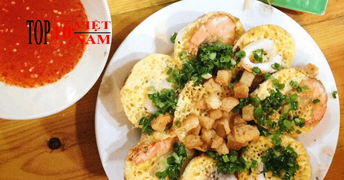 Ăn Vặt Nha Trang – Bánh Căn