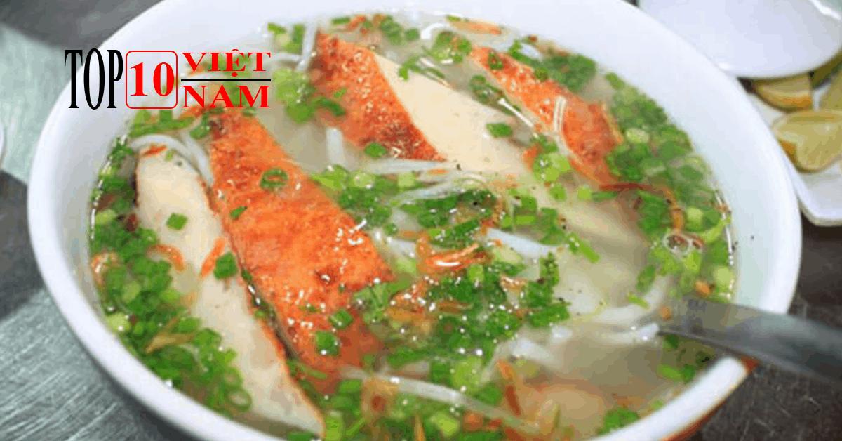 Bánh Canh Chả Cá – Trần Thị Tín