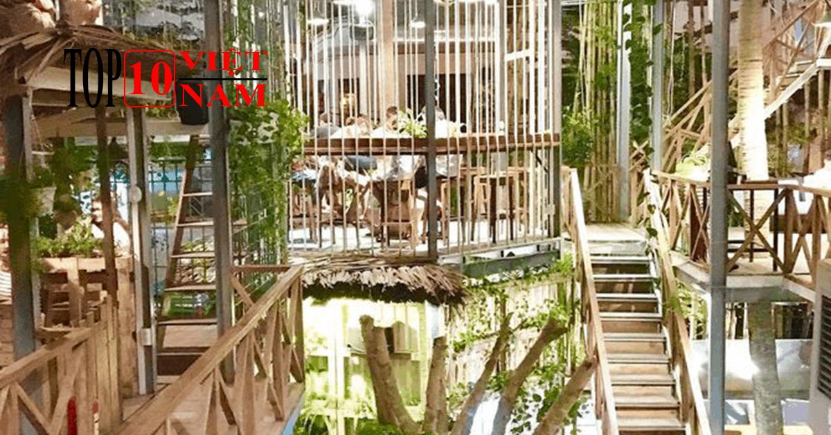 Cafe Rainforest