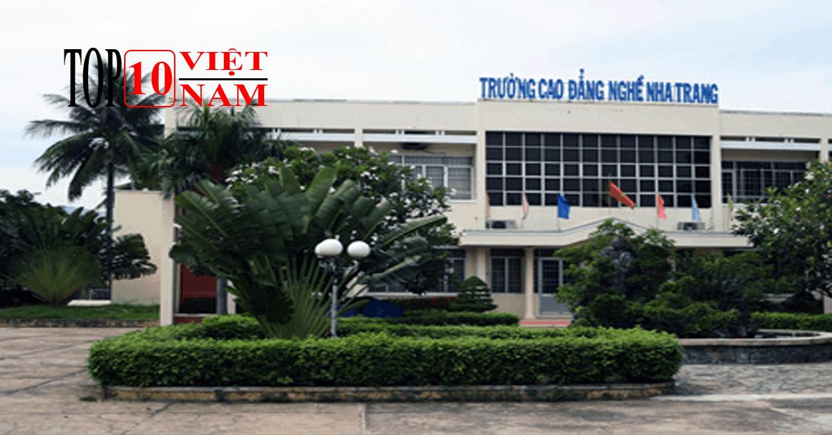 Trường Cao Đẳng Nghề Nha Trang