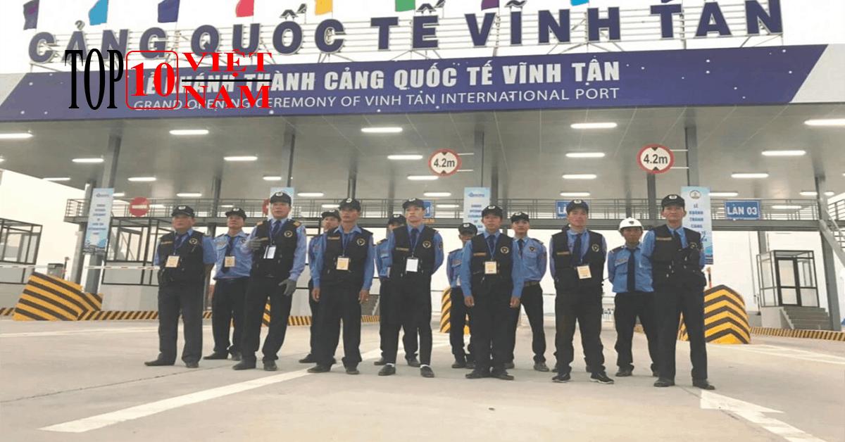 Công Ty Tnhh Dv Bảo Vệ Vinh Quang
