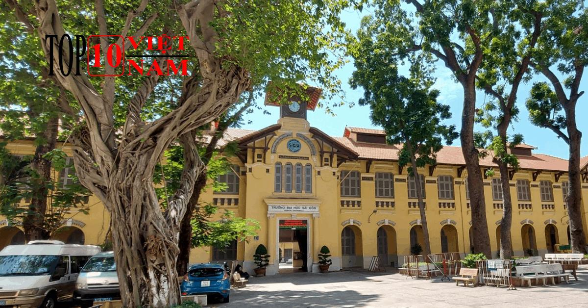 Trường Ngoại Ngữ Sài Gòn