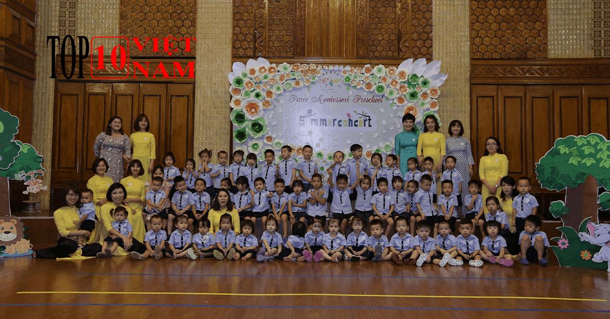 Nha Trang Montessori Preschool