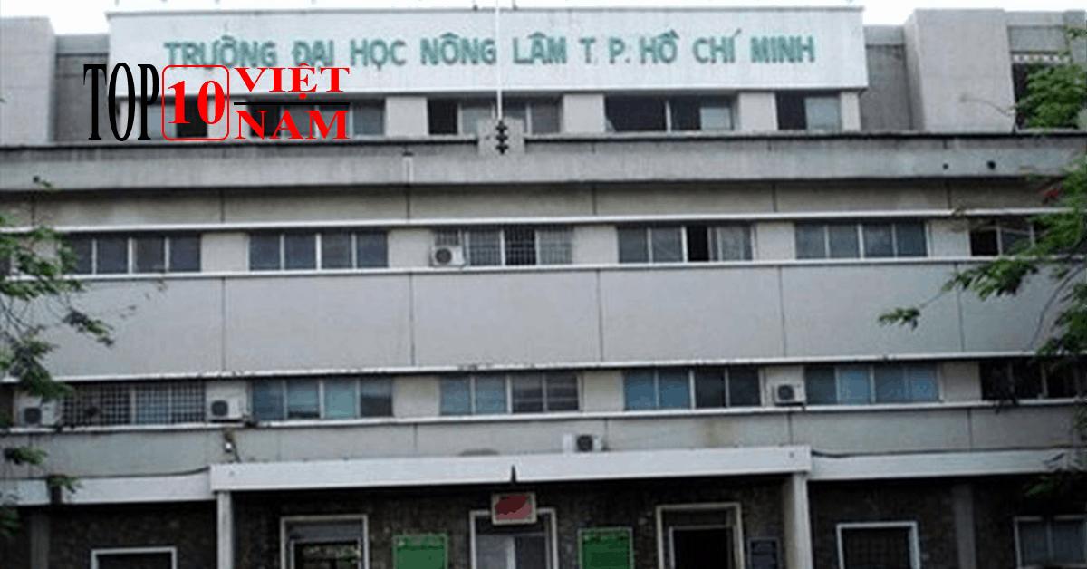 Trường Đại Học Nông Lâm Tp Hcm