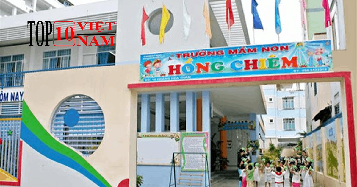 Trường Mầm Non Hồng Chiêm