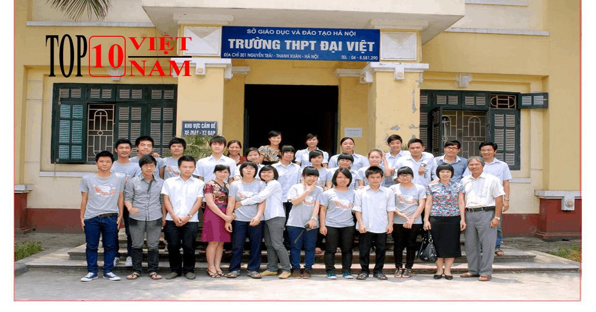 Trường THPT Đại Việt