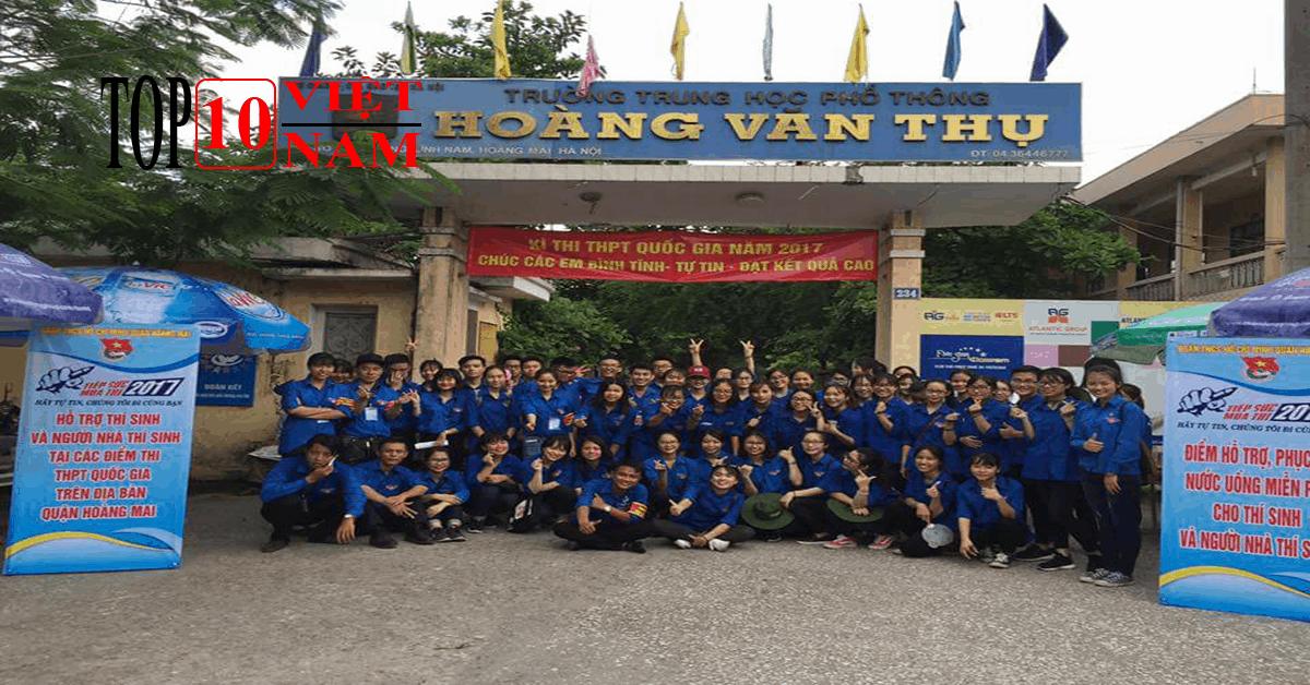 THPT Hoàng Văn Thụ