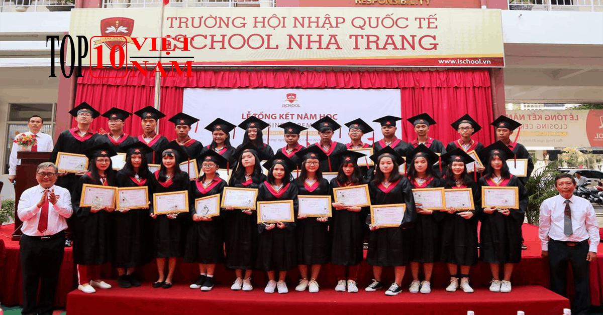 Trường ISchool Nha Trang