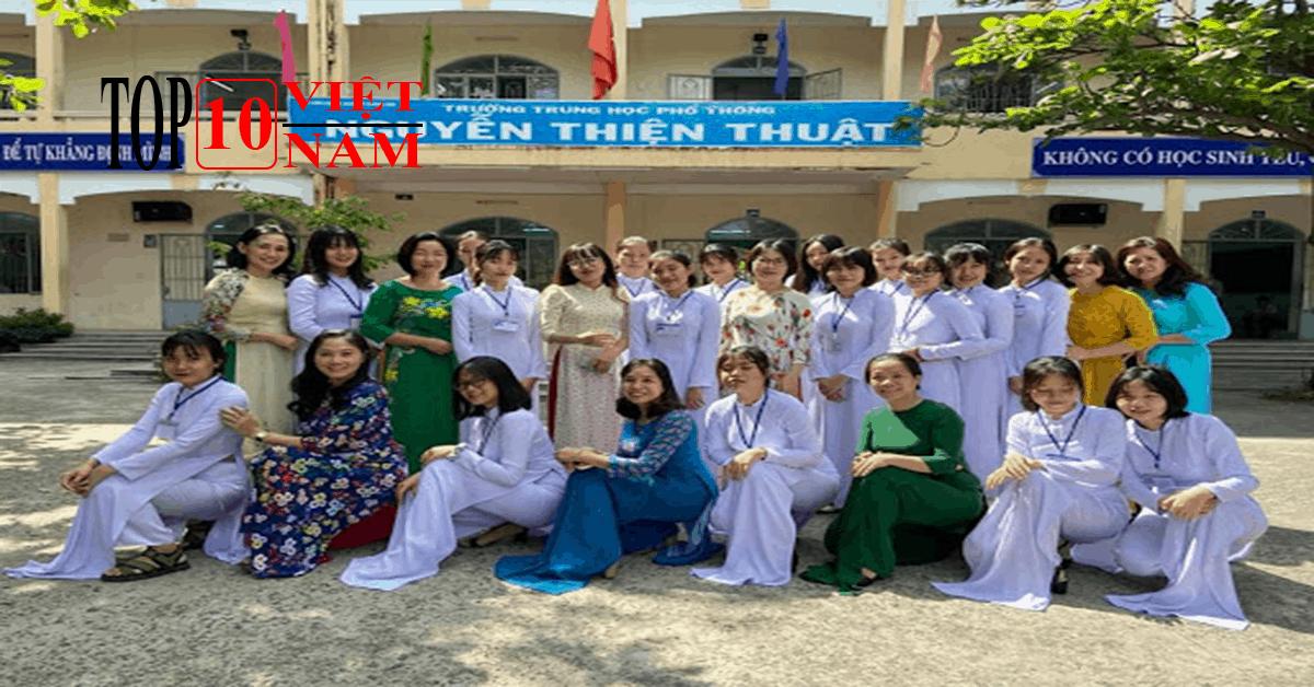 Trường THPT Dân Lập Nguyễn Thiện Thuật