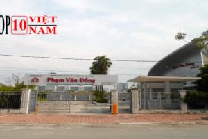 Trường THPT Ở Nha Trang