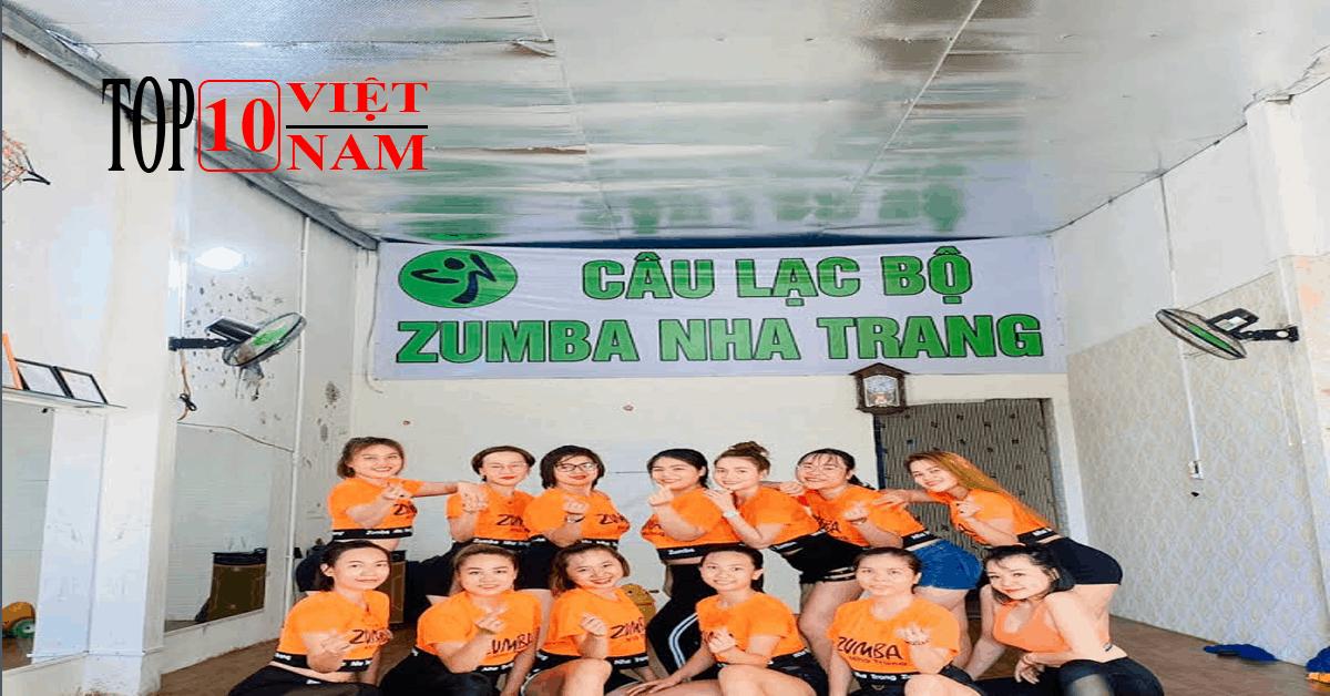 Trung tâm dạy múaZumba Nha Trang
