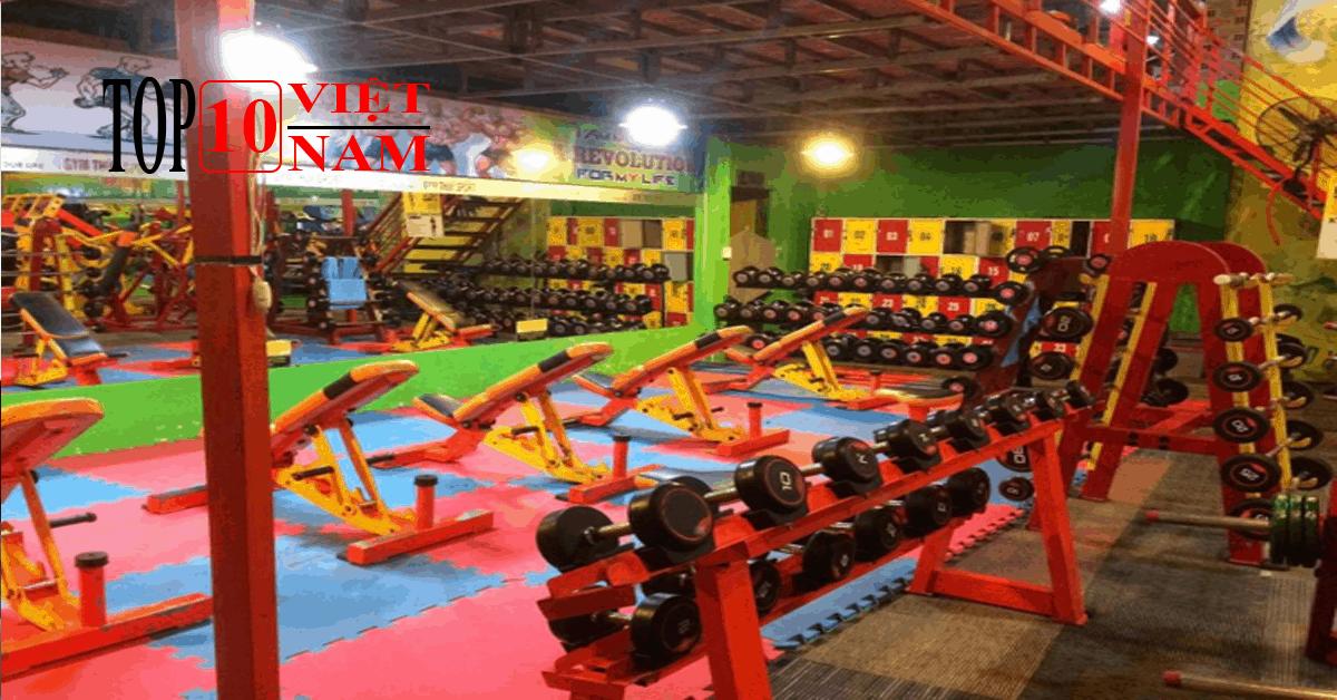 Gym Thùy Sport