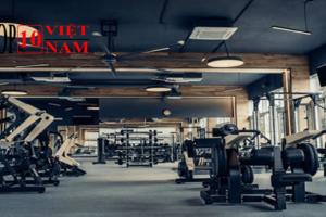 Phòng tập gym ở phú yên