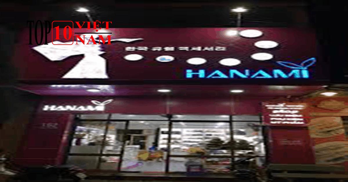 Shop mỹ phẩm hanami tuy hòa phú yên