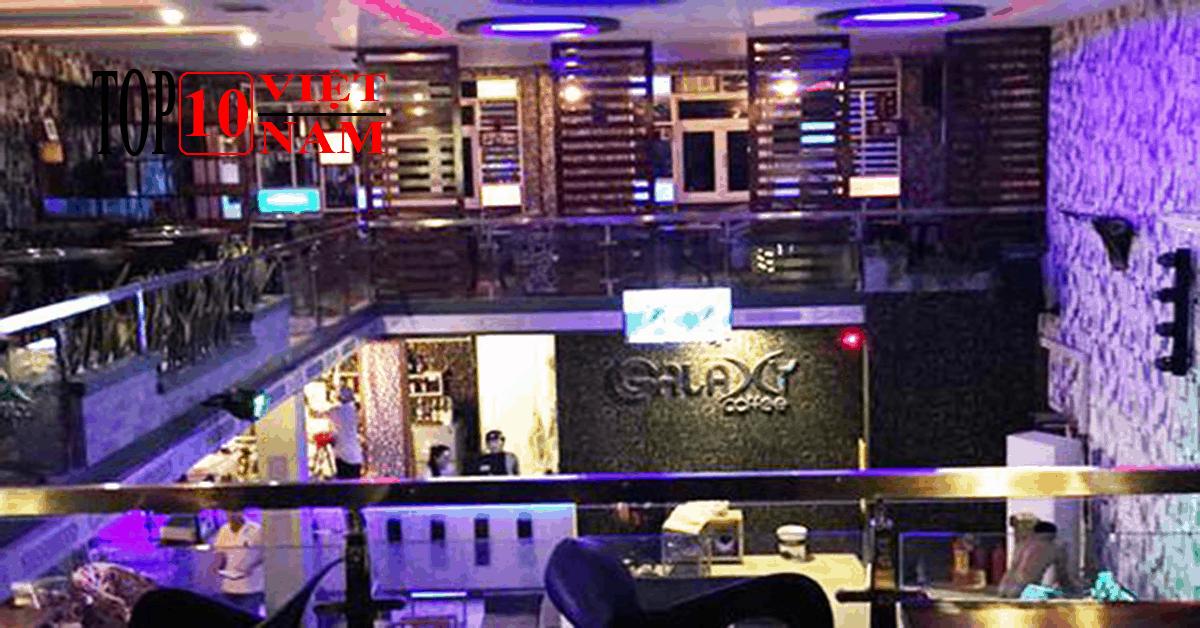 Galaxy coffe bar