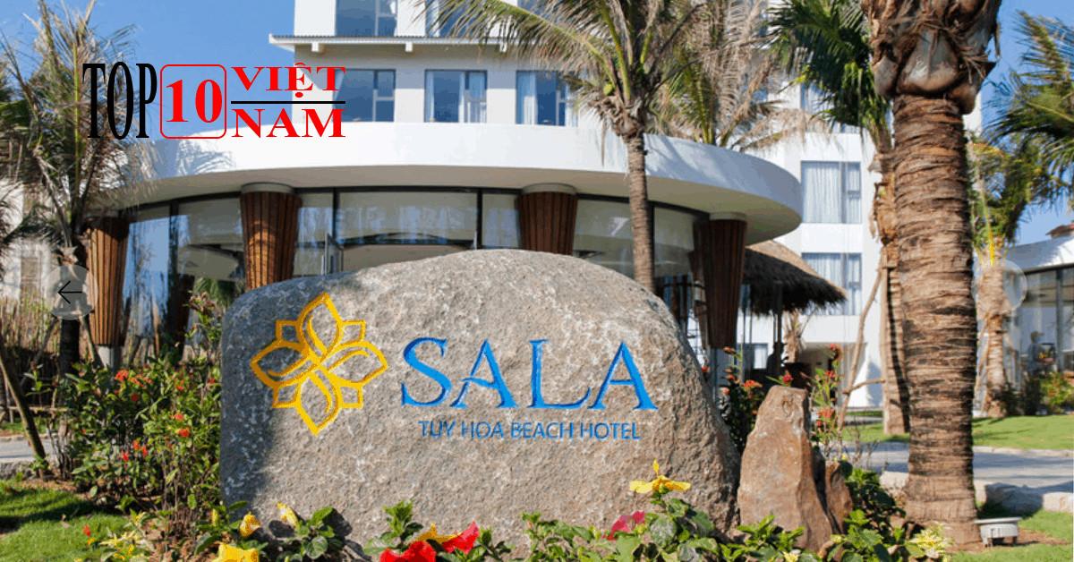 Khách Sạn Sala Tuy Hòa (Sala Tuy Hoa Beach Hotel)