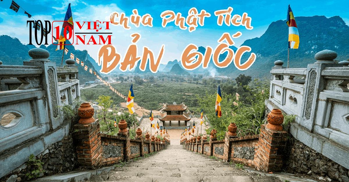 Chùa Phật Tích Trúc Lâm Bản Giốc – Du Lịch Ở Cao Bằng