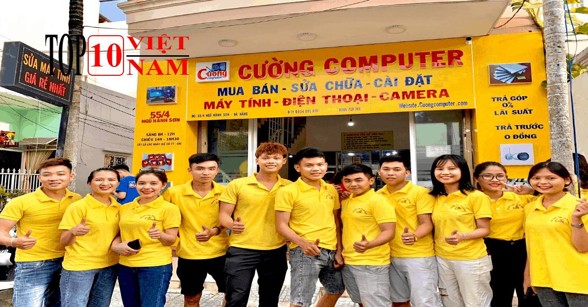 Cường Computer Đà Nẵng – Sửa Laptop Giá Rẻ Đà Nẵng