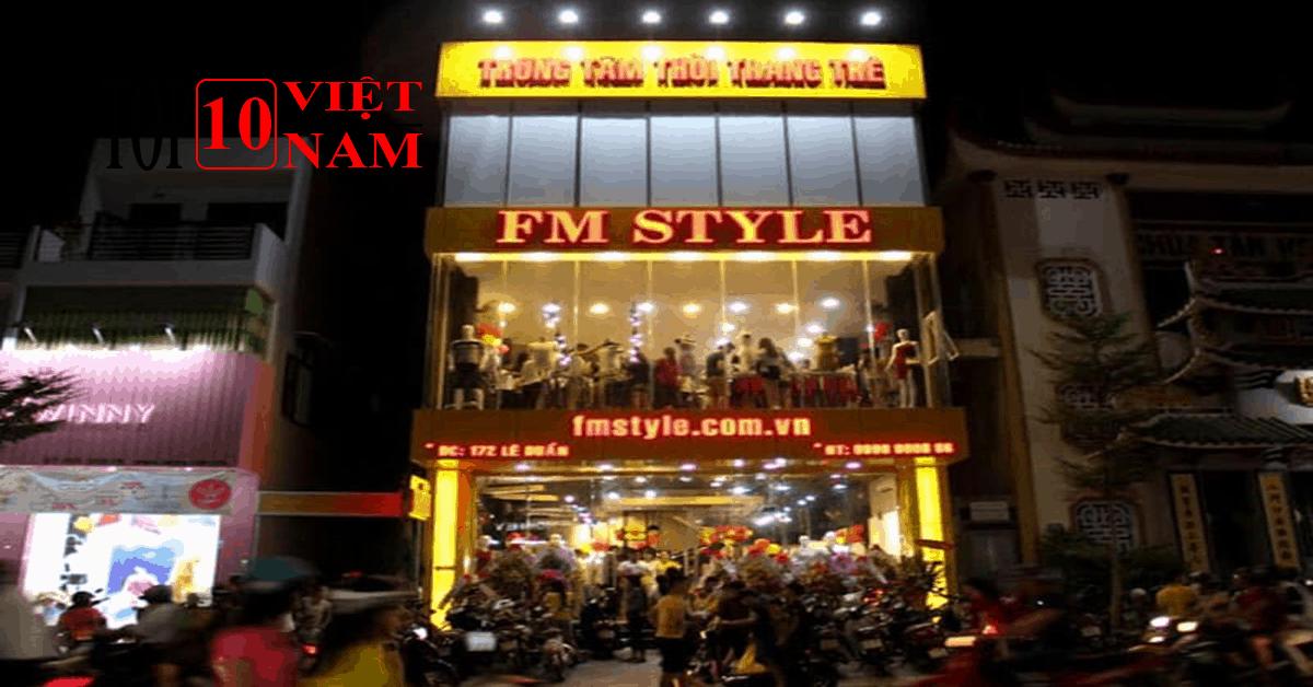 Cửa hàng quần áo Fm Style Nha Trang