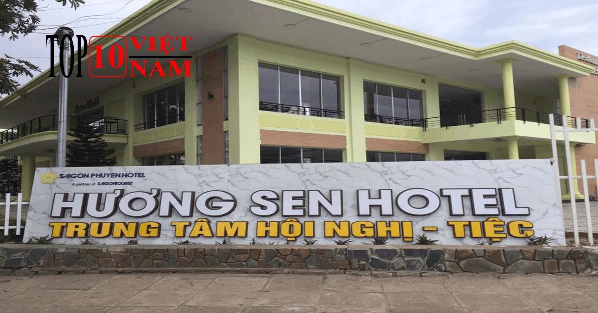 Khách Sạn Hương Sen Phú Yên