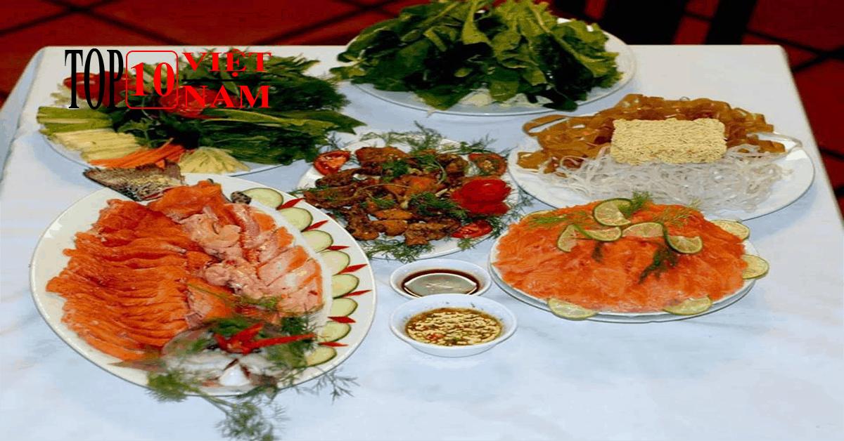 Nhà Hàng Phú Sơn Cao Bằng