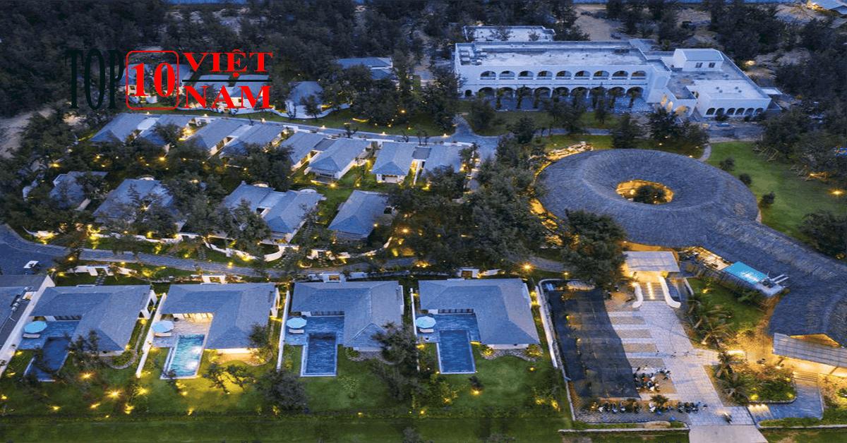Stelia Beach Resort khách sạn tốt nhất tuy hòa
