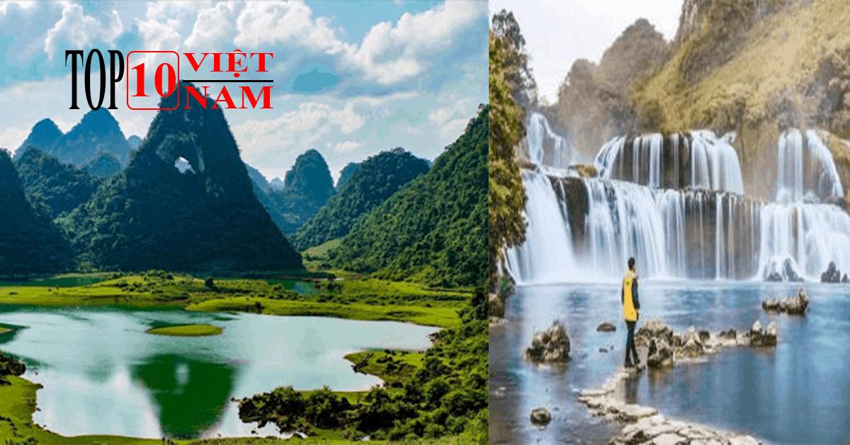 Thác Nặm Trá – Du Lịch Ở Cao Bằng