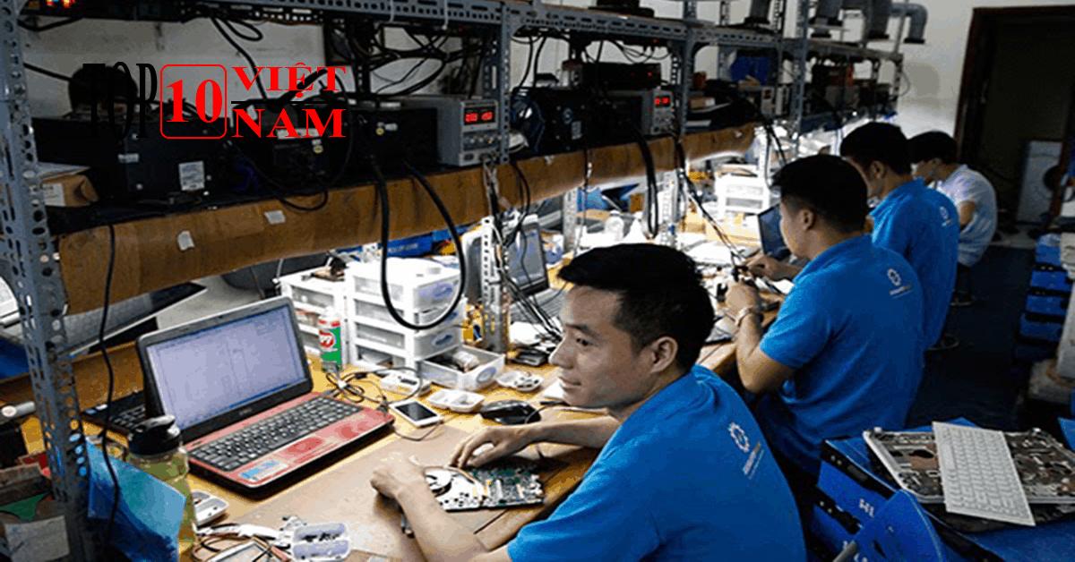 Trung tâm sửa chữa laptop 24h