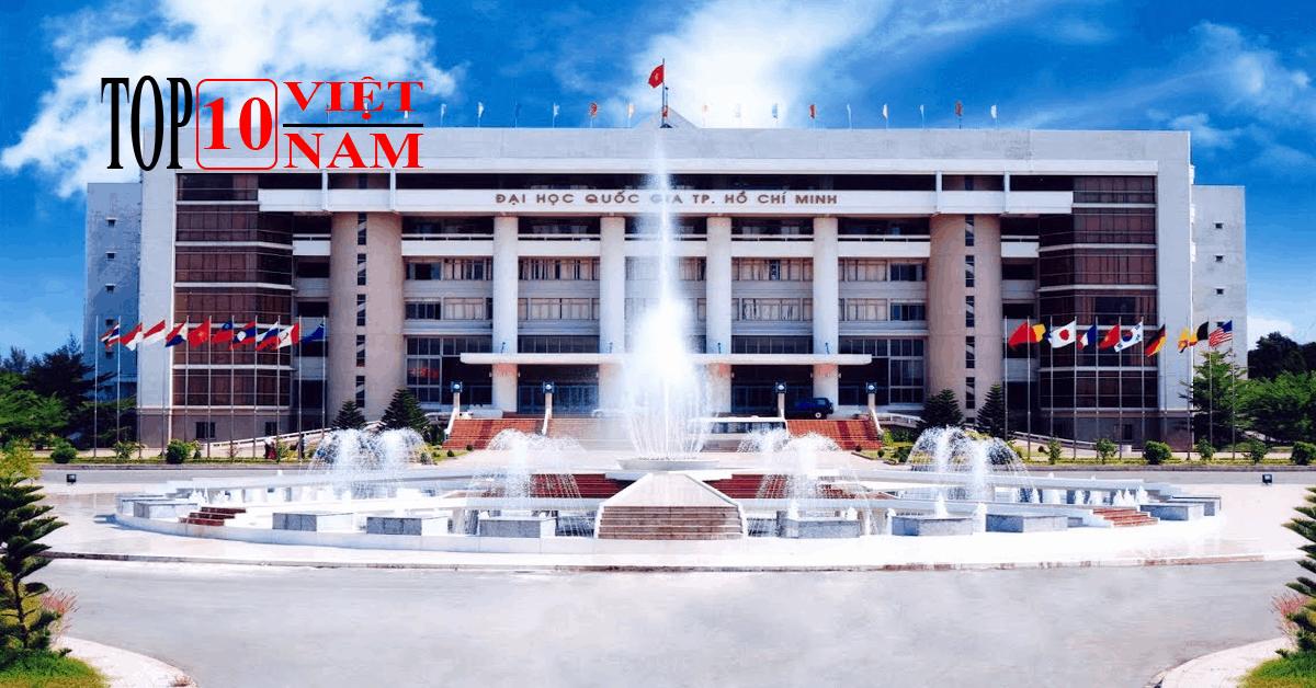 Trường Đại Học Quốc Gia TP.HCM
