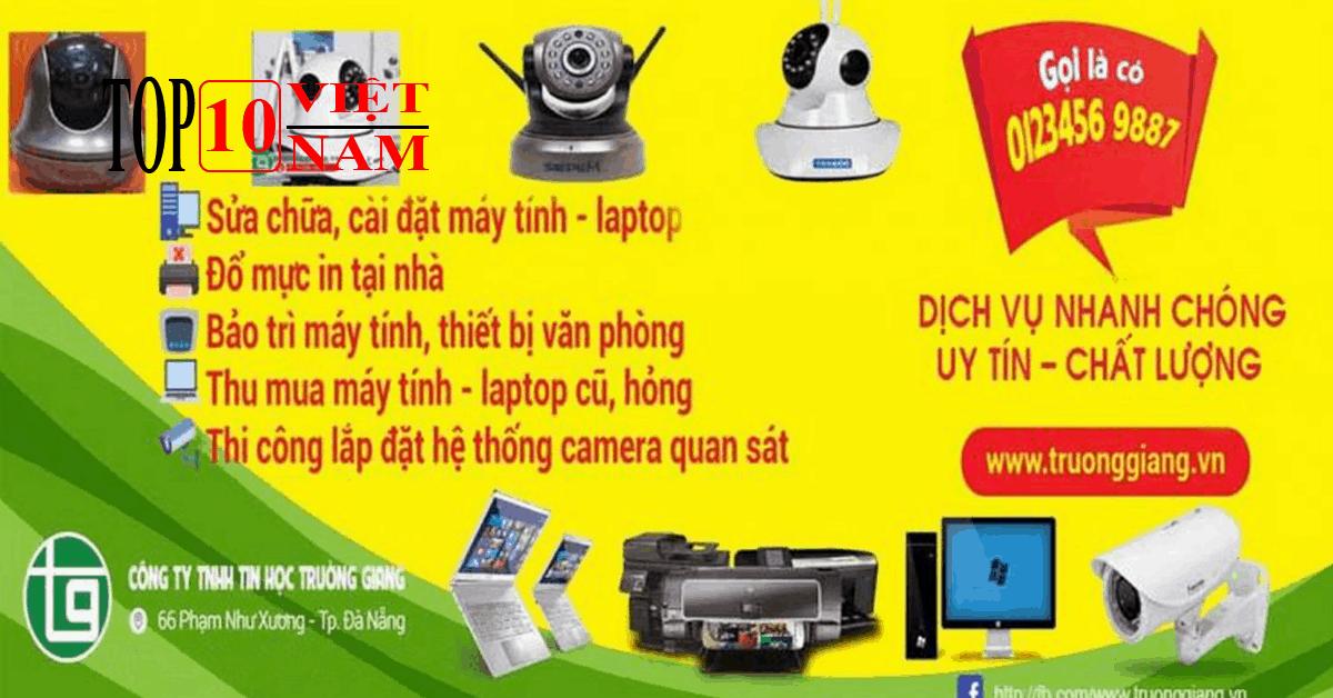 Trường Giang Computer – Dịch Vụ Sửa Máy Tính Giá Rẻ Tại Đà Nẵng